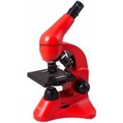 Микроскоп Levenhuk Rainbow 50L Orange\Апельсин