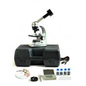 Микроскоп Levenhuk D50L NG (в комплекте цифровая камера)