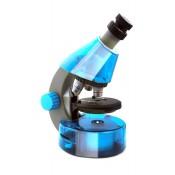 Микроскоп Levenhuk LabZZ M101 Azure\Лазурь
