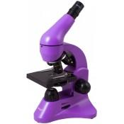 Микроскоп Levenhuk Rainbow 50L Amethyst\Аметист