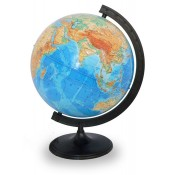 Глобус физический диаметр 320 мм