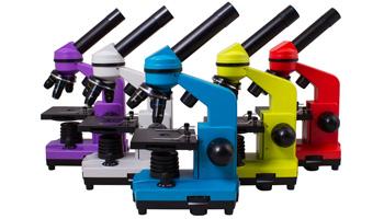 Какой микроскоп выбрать для школьника или студента?