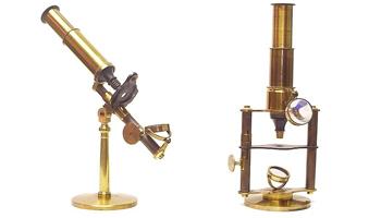 Кто изобрел первый микроскоп?