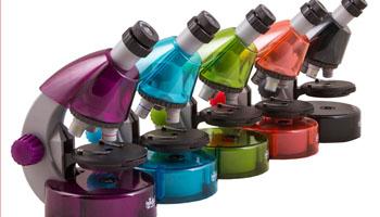 Новая линейка детских микроскопов Levenhuk LabZZ