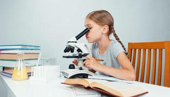 Стоит ли покупать ребенку дорогой микроскоп?