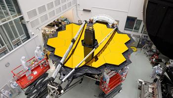 Телескоп Джеймса Вебба. Особенности, дата запуска и основные задачи.