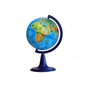 Глобус физический диаметром 150 мм