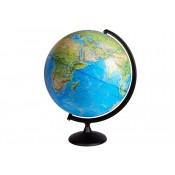 Глобус физический диаметром 420 мм
