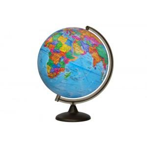 Глобус политический диаметром 320 мм, с подсветкой