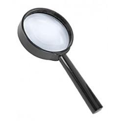 Лупа Kromatech ручная круглая 8х, 65 мм, черная (ZB-1006-65)