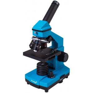 Микроскоп Levenhuk Rainbow 2L PLUS Azure\Лазурь
