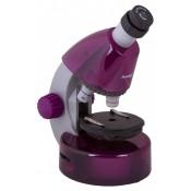 Микроскоп Levenhuk LabZZ M101 Amethyst\Аметист