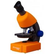 Микроскоп Bresser Junior 40–640x, оранжевый