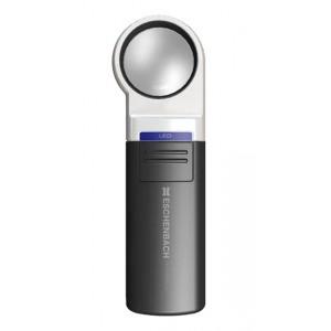 Лупа на ручке асферическая Eschenbach Mobilux LED 10x, 35 мм, с подсветкой