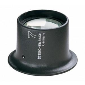 Лупа техническая часовая плосковыпуклая Eschenbach Watchmaker's 7x, 25 мм
