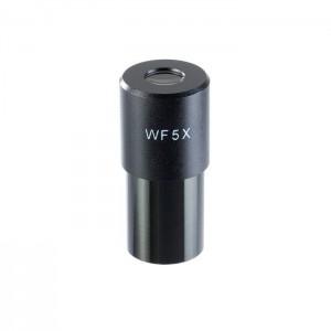 Окуляр для микроскопа 5х/18 (D 23.2 мм)