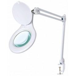 Лупа настольная Bresser 2х, 175 мм, с подсветкой