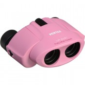 Бинокль PENTAX UP 8x21, розовый