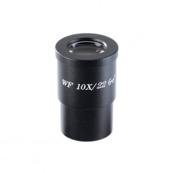Окуляр для микроскопа 10x/22 с сеткой (D 30 мм)