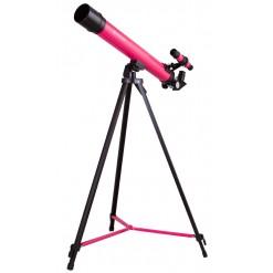 Телескоп Bresser Junior Space Explorer 45/600 AZ, розовый