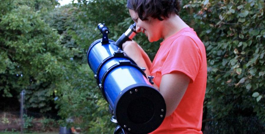 Настройка телескопа