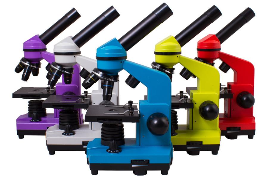 Школьные микроскопы